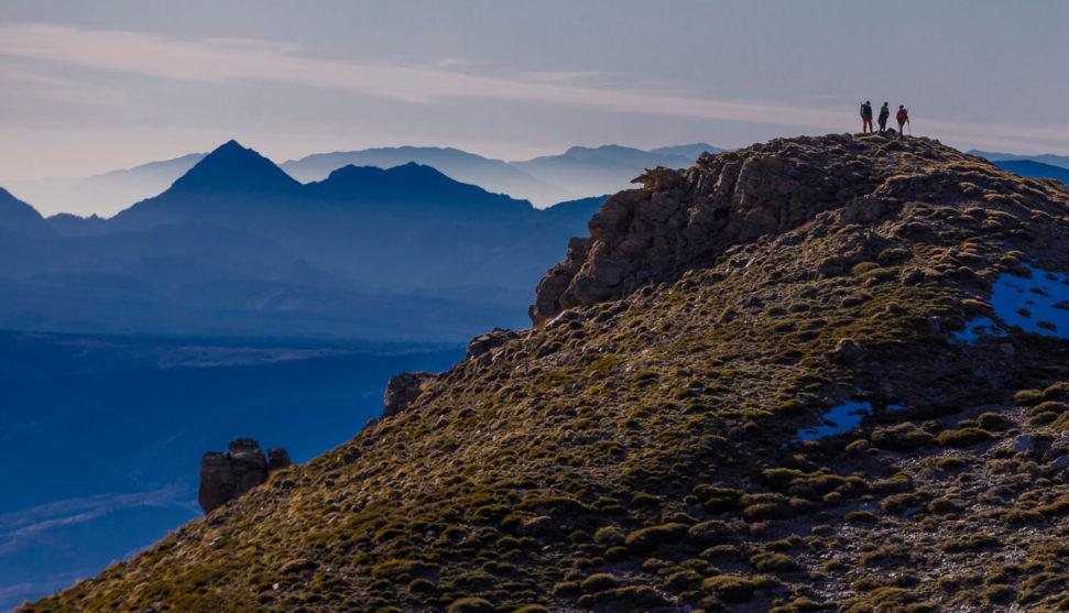 Visitas en 4x4 a Sierra Nevada